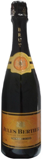 Jules Bertier Brut Blanc de Blancs 750ml - Case of 12